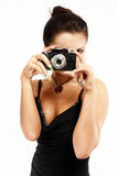 Photo'n'glam Royalty Free Stock Photography