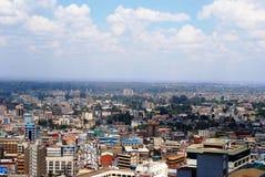 Photo  Nairobi Kenya. Aerial view of Nairobi the capital city of Kenya l Royalty Free Stock Image