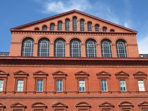 National Bulding Museum Exterior Royalty Free Stock Images