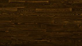 Photo of natural dark wood for background or texture Royalty Free Stock Photography