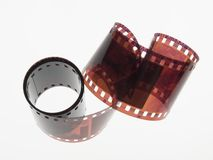 Photo negative film Stock Photos