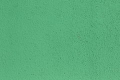Photo new green wall background, texture Stock Image