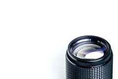Photo objective Stock Photography
