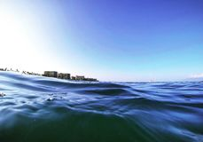 Photo of a Ocean during Daytime Royalty Free Stock Photos
