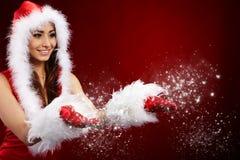 Free Photo Of Fashion Christmas Girl Royalty Free Stock Photography - 17094667