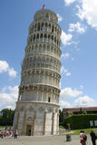 Photo Of Leaning Tower Of Pisa, Italy Stock Image