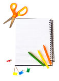 Photo of office and student gear Stock Photography