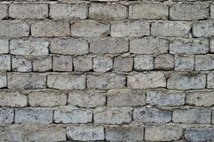 Block wall Royalty Free Stock Images
