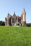 Castle Moszna,  Poland. Royalty Free Stock Photography