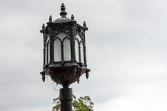Photo of an old lantern Royalty Free Stock Photography