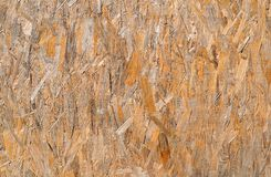 Photo of osb texture Royalty Free Stock Photography