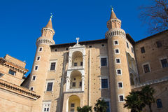 Photo of Palazzo Ducale, Urbino Royalty Free Stock Images