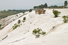 Photo of Pamukkale Travertine Royalty Free Stock Images