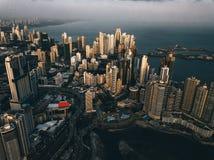 Photo of The Panama City part 8 royalty free stock photo