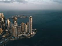 Photo of The Panama City part 7 royalty free stock image