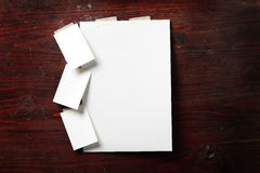 Photo paper Royalty Free Stock Images