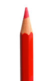 Photo of pencil red royalty free stock photography