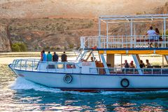 Photo of People Riding on Boat Royalty Free Stock Photo