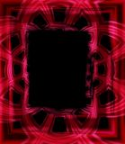 Photo Picture Frame Red Black Royalty Free Stock Photography