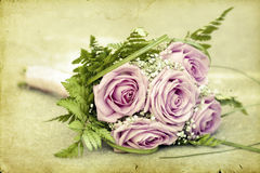 Photo of pink wedding bouquet Stock Photos