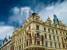 Architecture of Prague Stock Photo