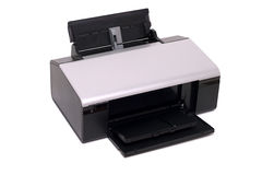 Photo-printer Royalty Free Stock Image