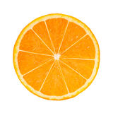 Photo-realistic Orange Slice Royalty Free Stock Photo