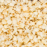 Photo realistic popcorn background Stock Images
