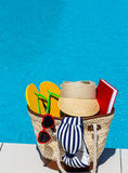 Photo recovery icon on holiday Royalty Free Stock Images