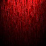 Red background wallpaper texture or surface Stock Image