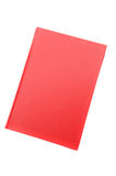 Photo of an red book Stock Image