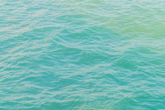 Photo of ripples lippers rips cat's-paws on surface of sea ocean Stock Photo