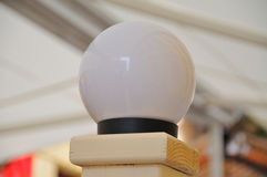A photo of round lamps Stock Photo