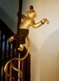 Photo sculptures monkey Stock Photos