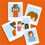 Photo selfie Stock Photos