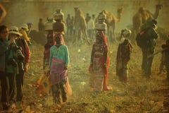 Free Photo Session In The City Of Pushkar Mela Stock Photography - 116473192