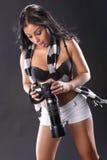 Photo shoot Royalty Free Stock Photo