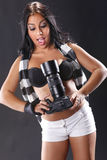 Photo shoot Stock Image