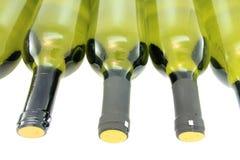 Photo shot of wine bottle Stock Photo
