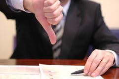 Photo showing a stock turnover Stock Photography