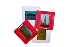 Photo slides Stock Image
