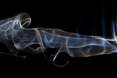Photo of the smoke Royalty Free Stock Image