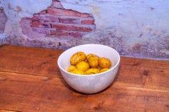 Small potatoes