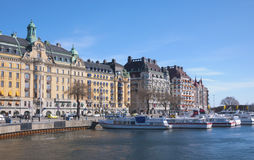 Stockholm, Sweden Stock Images