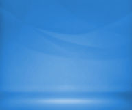 Photo Studio Blue Background Royalty Free Stock Images