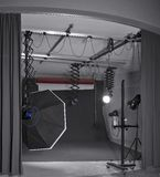 Photo studio Stock Photos