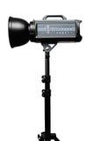 Photo studio flash lighting equipment royalty free stock photography