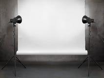 Photo studio Royalty Free Stock Photo