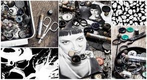 Photo stylish women Stock Photo