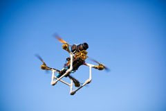 Photo of surveillance drone Stock Photography
